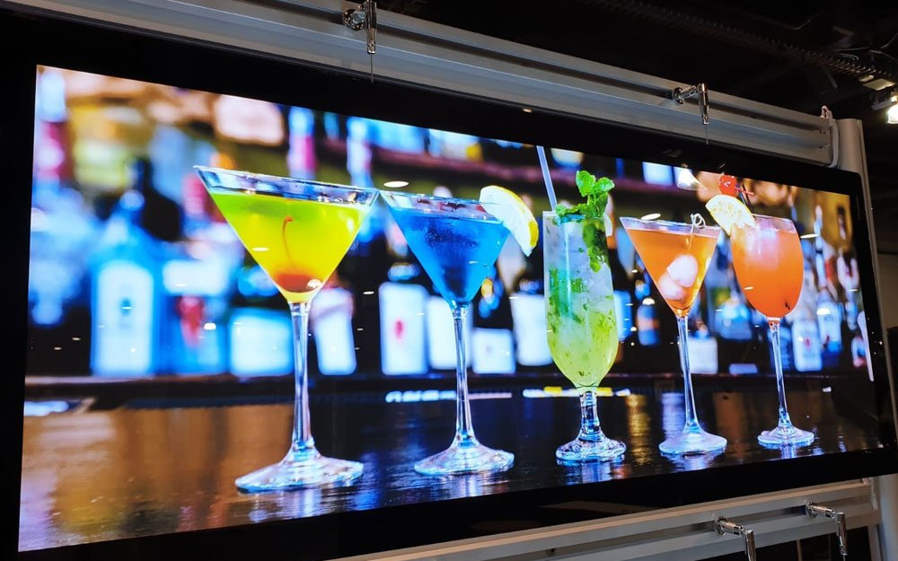LED Cocktail Banner