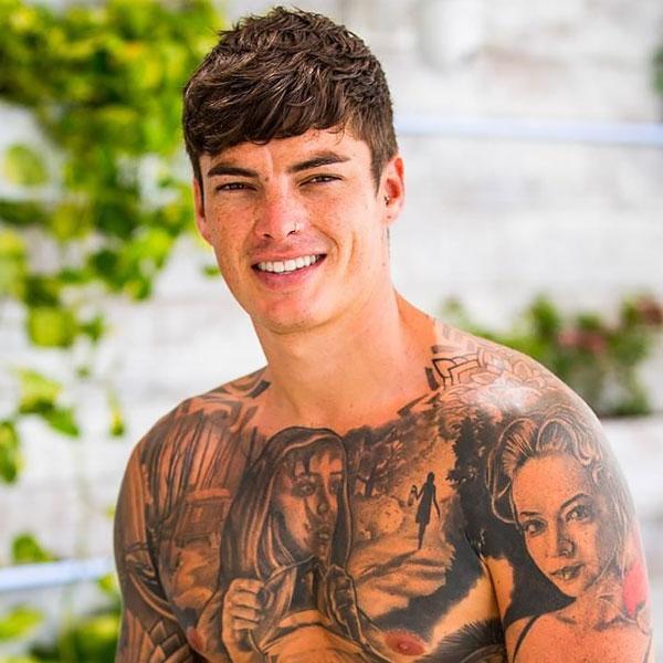 , Adam from Love Island Australia – Anglers