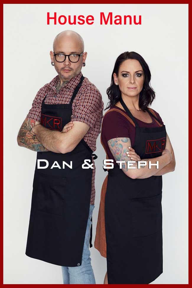 Dan & Steph