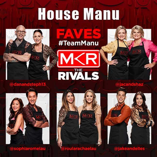 House Manu MKR