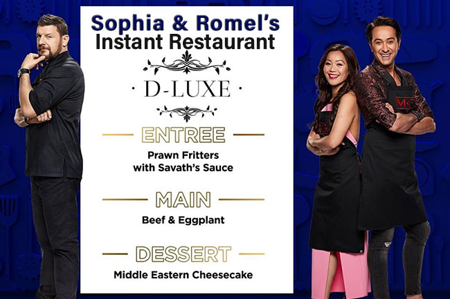 Sophia & Romel